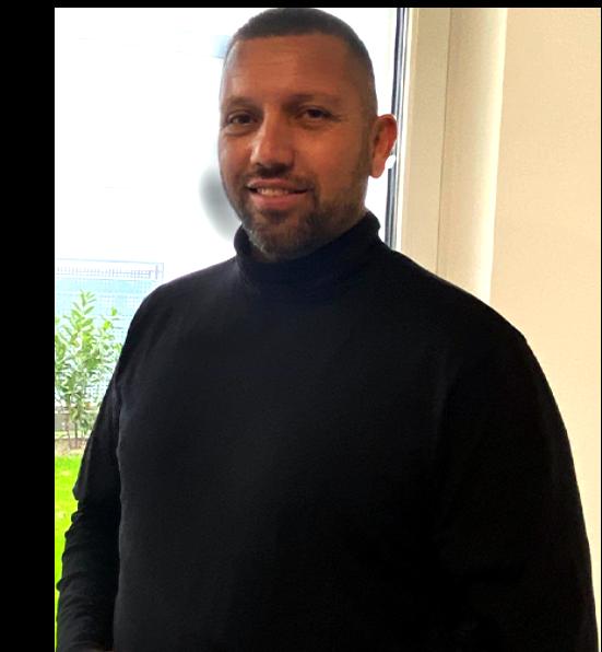 Portrait Arsim Stolliqi